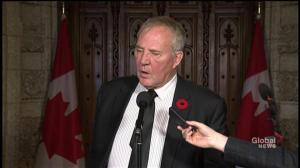 Blair not concerned about marijuana shortages in provinces